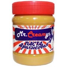 Паста арахисовая классическая, 340 гр, Mr, Creamys