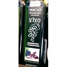 Масло виноградных косточек с базиликом, 250 мл, КрымВинТрест