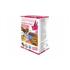 Готовые завтраки амарантовые в шоколадной глазури, 250 гр, Di&Di